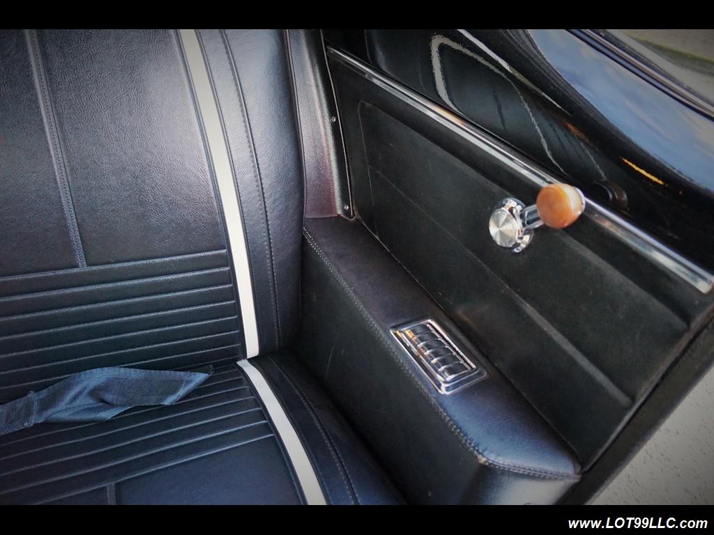 1967 Chevrolet Camaro RS SS 4 SPEED MANUAL Restomod - Photo 34 - Milwaukie, OR 97267