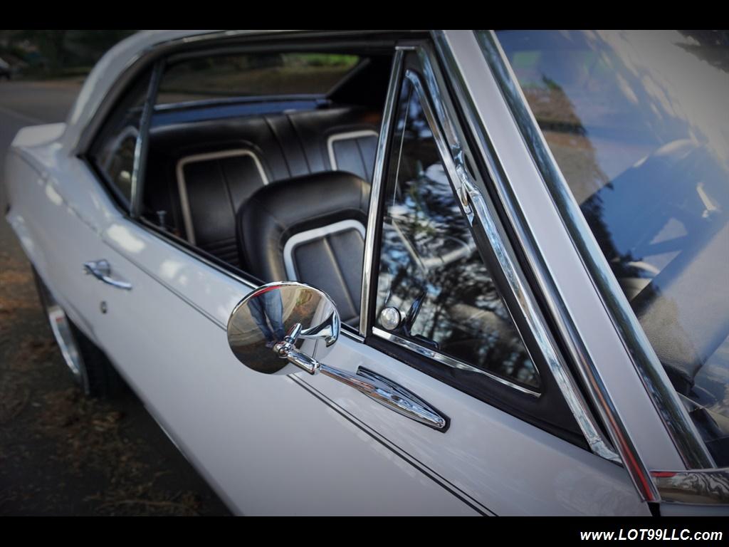 1967 Chevrolet Camaro RS SS 4 SPEED MANUAL Restomod - Photo 39 - Milwaukie, OR 97267