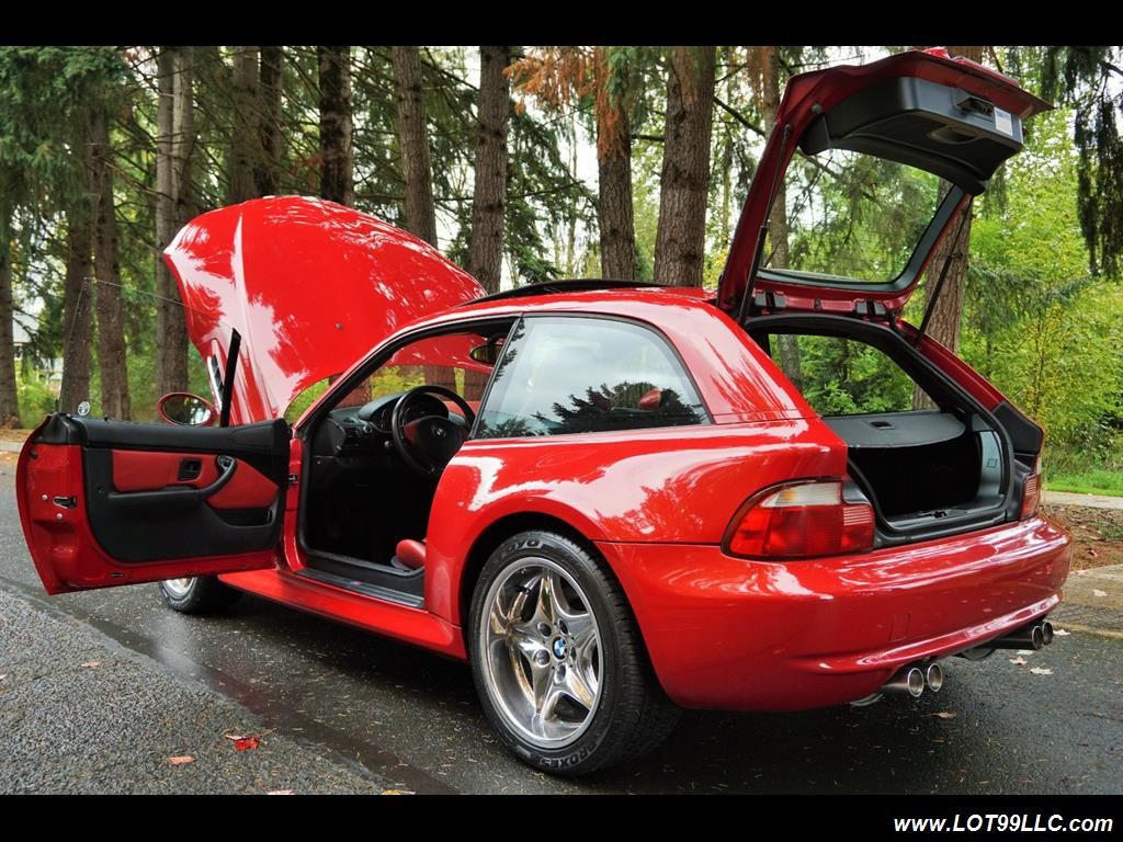 2000 BMW M Roadster & Coupe Rare Find Mint Condition Moon Roof. - Photo 33 - Milwaukie, OR 97267