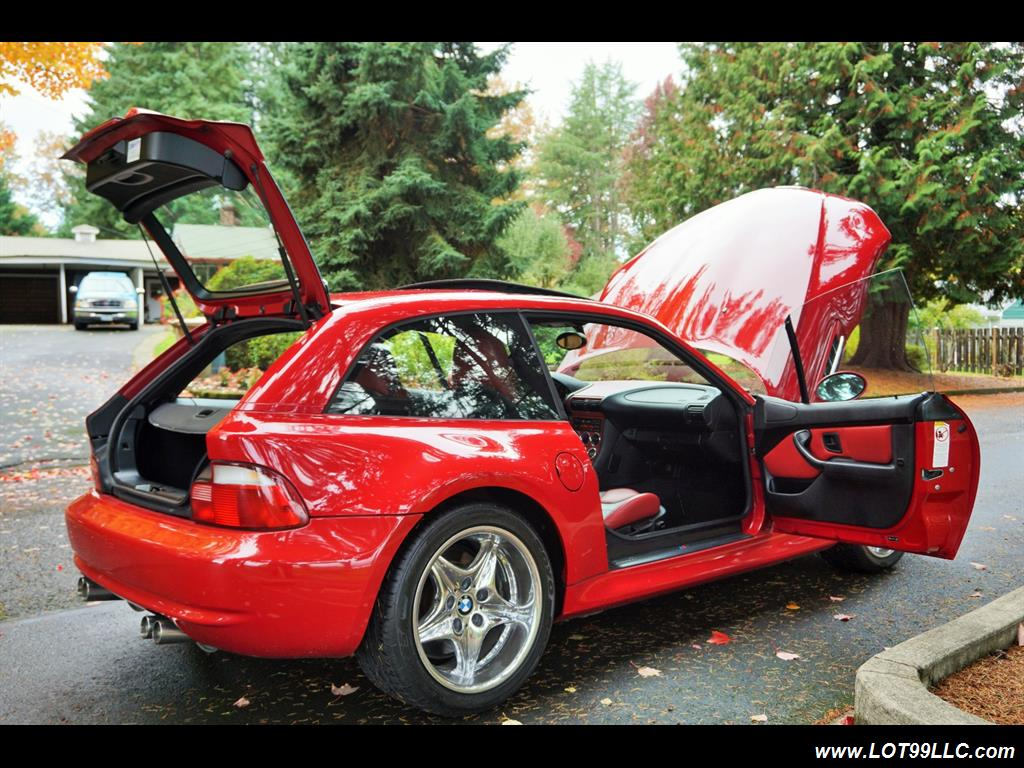 2000 BMW M Roadster & Coupe Rare Find Mint Condition Moon Roof. - Photo 31 - Milwaukie, OR 97267