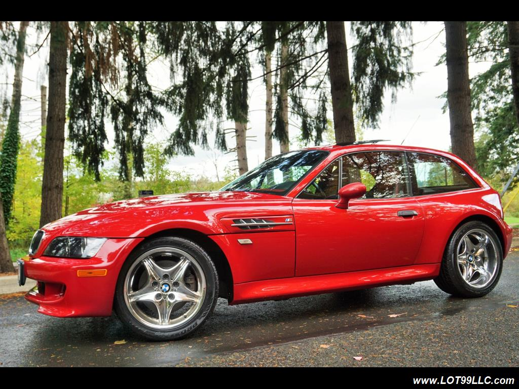 2000 BMW M Roadster & Coupe Rare Find Mint Condition Moon Roof. - Photo 2