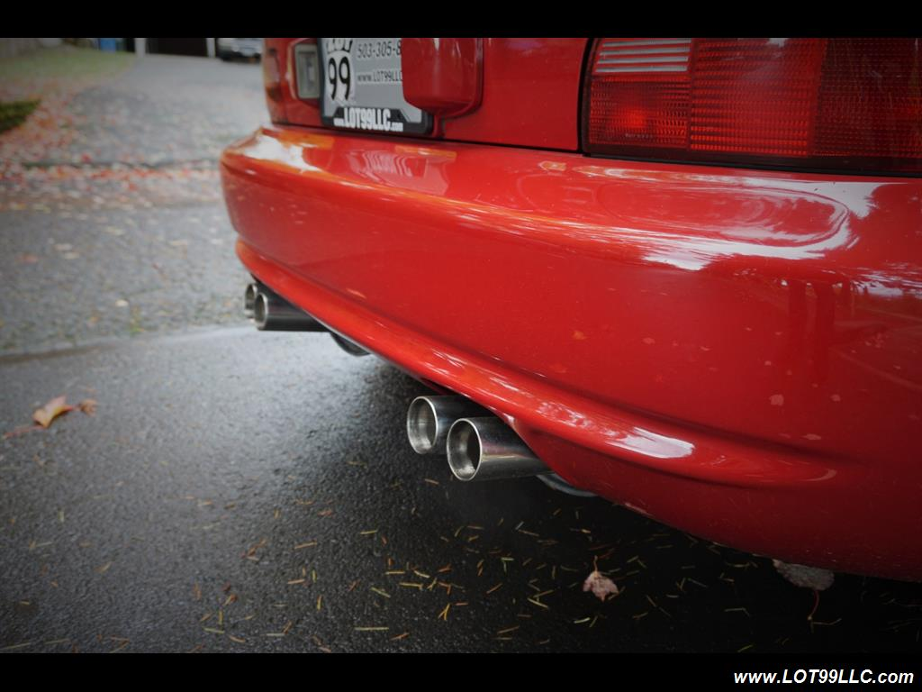2000 BMW M Roadster & Coupe Rare Find Mint Condition Moon Roof. - Photo 37 - Milwaukie, OR 97267