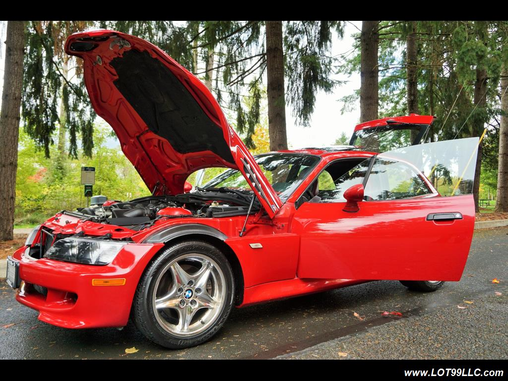 2000 BMW M Roadster & Coupe Rare Find Mint Condition Moon Roof. - Photo 28 - Milwaukie, OR 97267