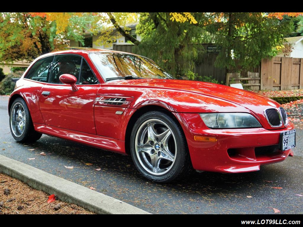2000 BMW M Roadster & Coupe Rare Find Mint Condition Moon Roof. - Photo 4 - Milwaukie, OR 97267