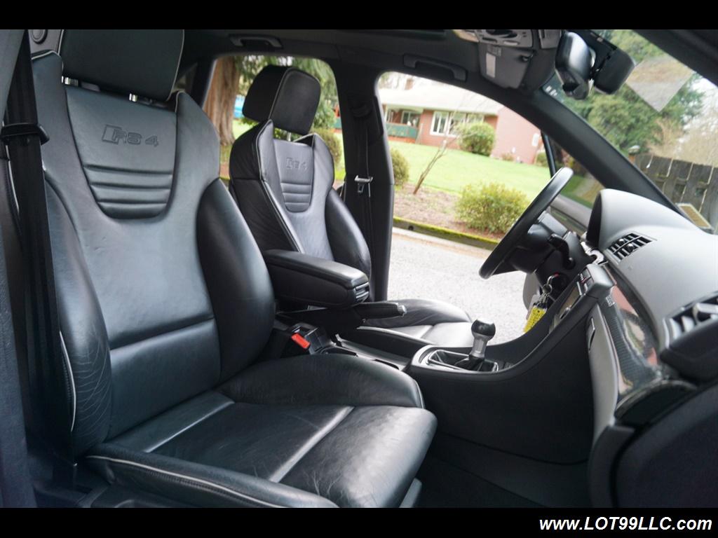 2007 Audi RS 4 Lowered ROTIFORM Wheels Custom Exhaust Loaded - Photo 16 - Milwaukie, OR 97267