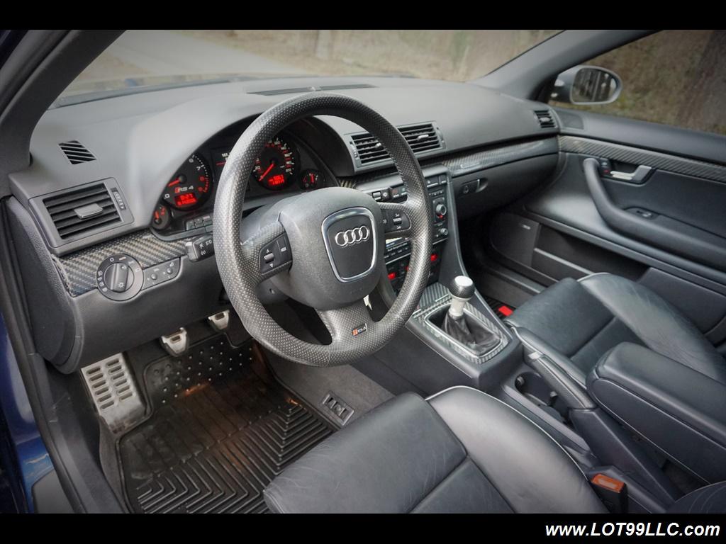 2007 Audi RS 4 Lowered ROTIFORM Wheels Custom Exhaust Loaded - Photo 10 - Milwaukie, OR 97267