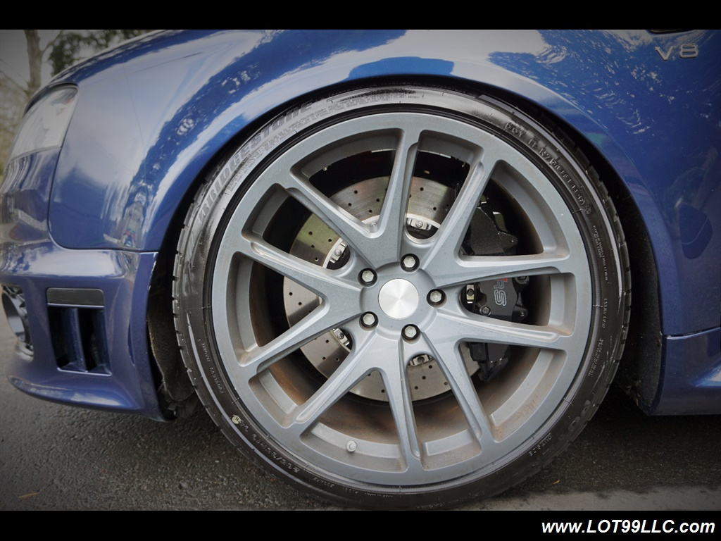 2007 Audi RS 4 Lowered ROTIFORM Wheels Custom Exhaust Loaded - Photo 23 - Milwaukie, OR 97267