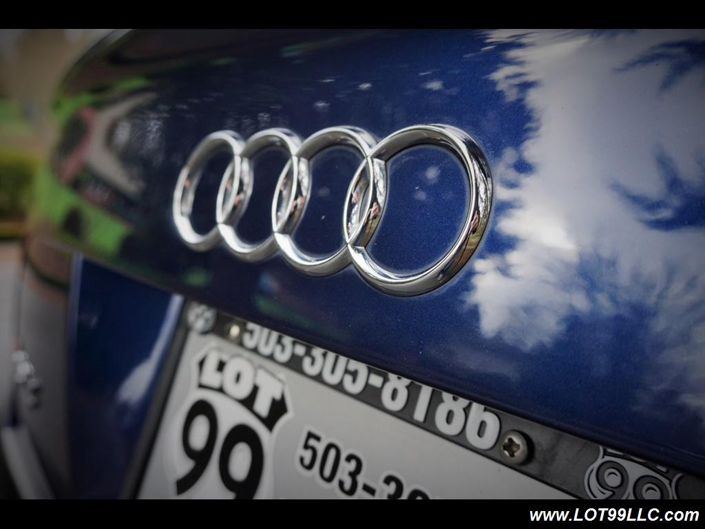 2007 Audi RS 4 Lowered ROTIFORM Wheels Custom Exhaust Loaded - Photo 31 - Milwaukie, OR 97267
