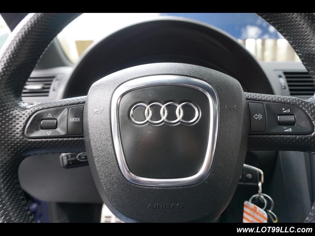 2007 Audi RS 4 Lowered ROTIFORM Wheels Custom Exhaust Loaded - Photo 20 - Milwaukie, OR 97267