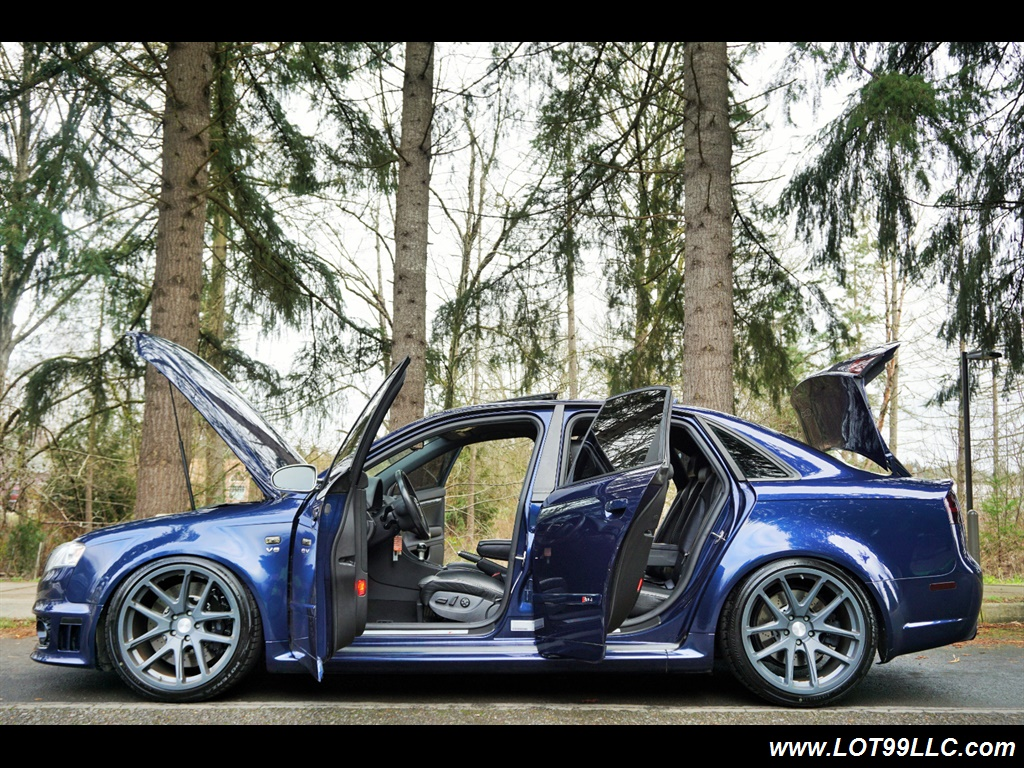 2007 Audi RS 4 Lowered ROTIFORM Wheels Custom Exhaust Loaded - Photo 27 - Milwaukie, OR 97267