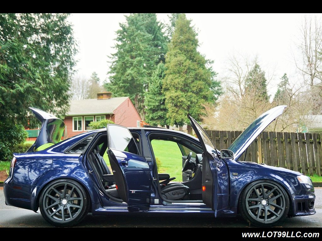 2007 Audi RS 4 Lowered ROTIFORM Wheels Custom Exhaust Loaded - Photo 29 - Milwaukie, OR 97267