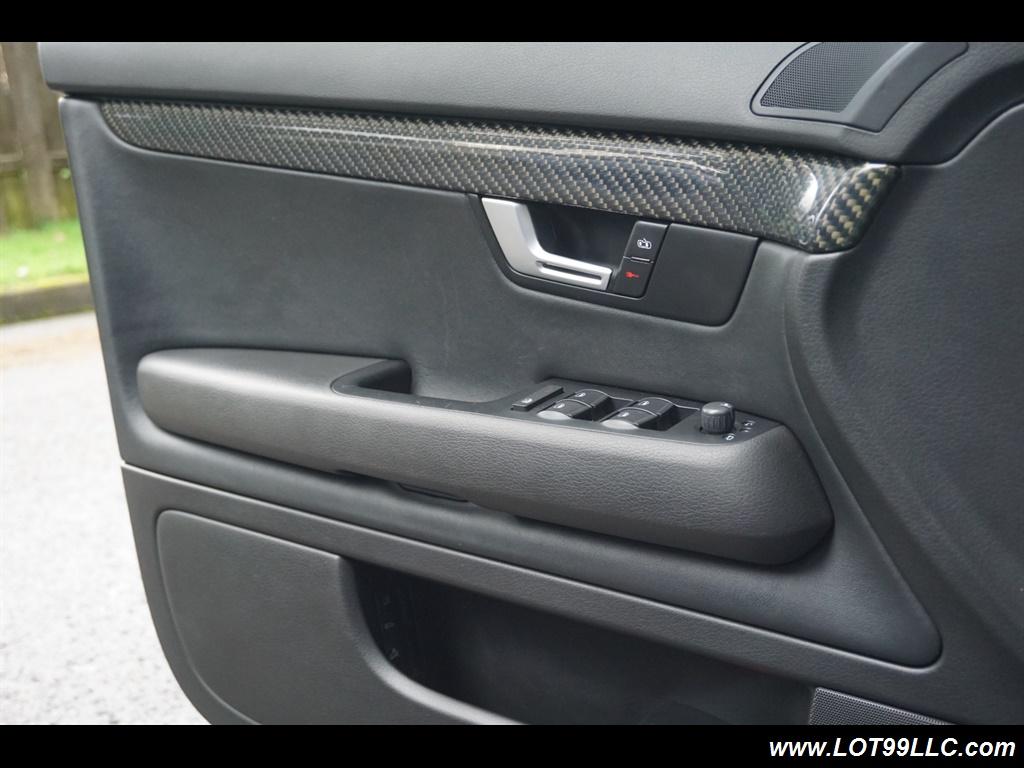 2007 Audi RS 4 Lowered ROTIFORM Wheels Custom Exhaust Loaded - Photo 25 - Milwaukie, OR 97267