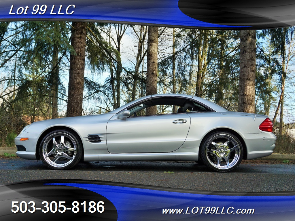 2005 Mercedes-Benz SL 500 Hard Top Convertible 61K Mint - Photo 1 - Milwaukie, OR 97267