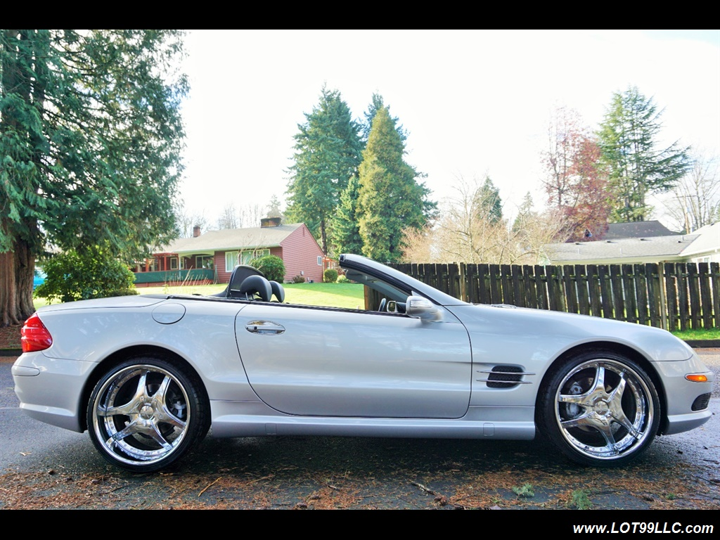 2005 Mercedes-Benz SL 500 Hard Top Convertible 61K Mint - Photo 5 - Milwaukie, OR 97267