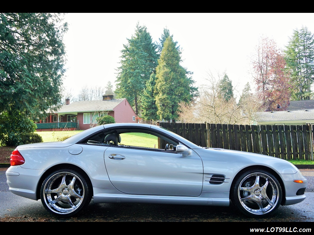 2005 Mercedes-Benz SL 500 Hard Top Convertible 61K Mint - Photo 29 - Milwaukie, OR 97267
