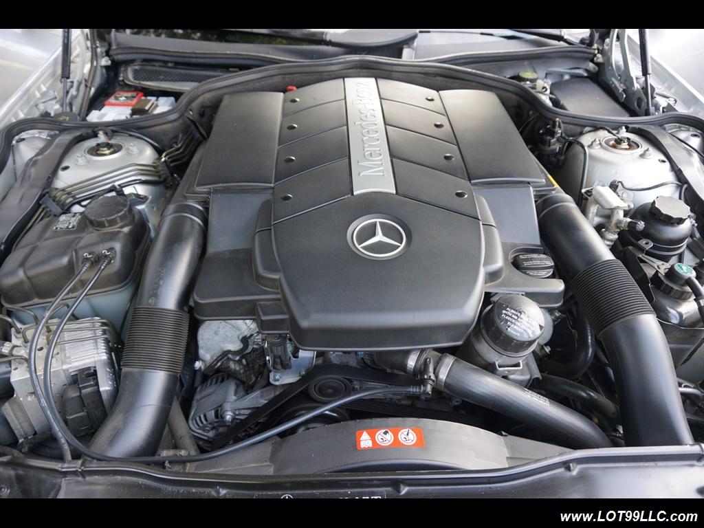 2005 Mercedes-Benz SL 500 Hard Top Convertible 61K Mint - Photo 14 - Milwaukie, OR 97267