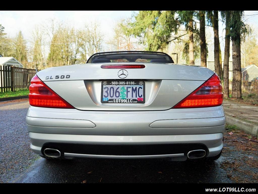 2005 Mercedes-Benz SL 500 Hard Top Convertible 61K Mint - Photo 31 - Milwaukie, OR 97267