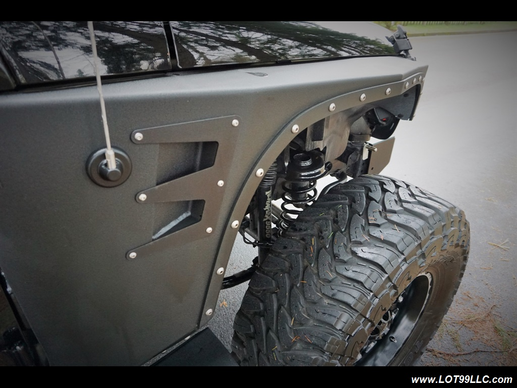 2008 Jeep Wrangler Unlimited 4X4 Lifted Winch  37S - Photo 23 - Milwaukie, OR 97267