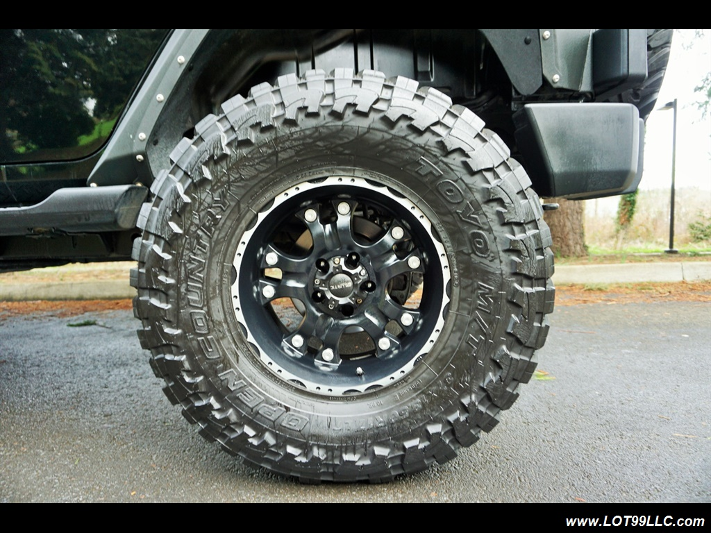 2008 Jeep Wrangler Unlimited 4X4 Lifted Winch  37S - Photo 24 - Milwaukie, OR 97267