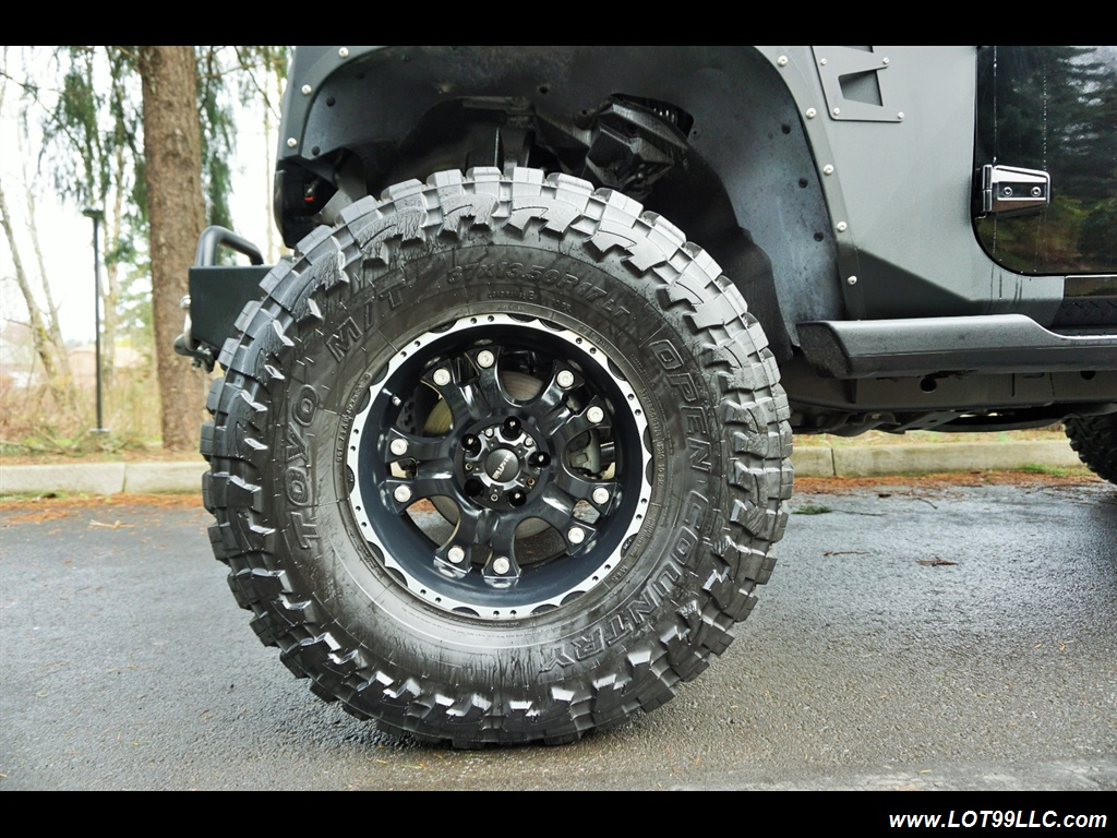 2008 Jeep Wrangler Unlimited 4X4 Lifted Winch  37S - Photo 43 - Milwaukie, OR 97267