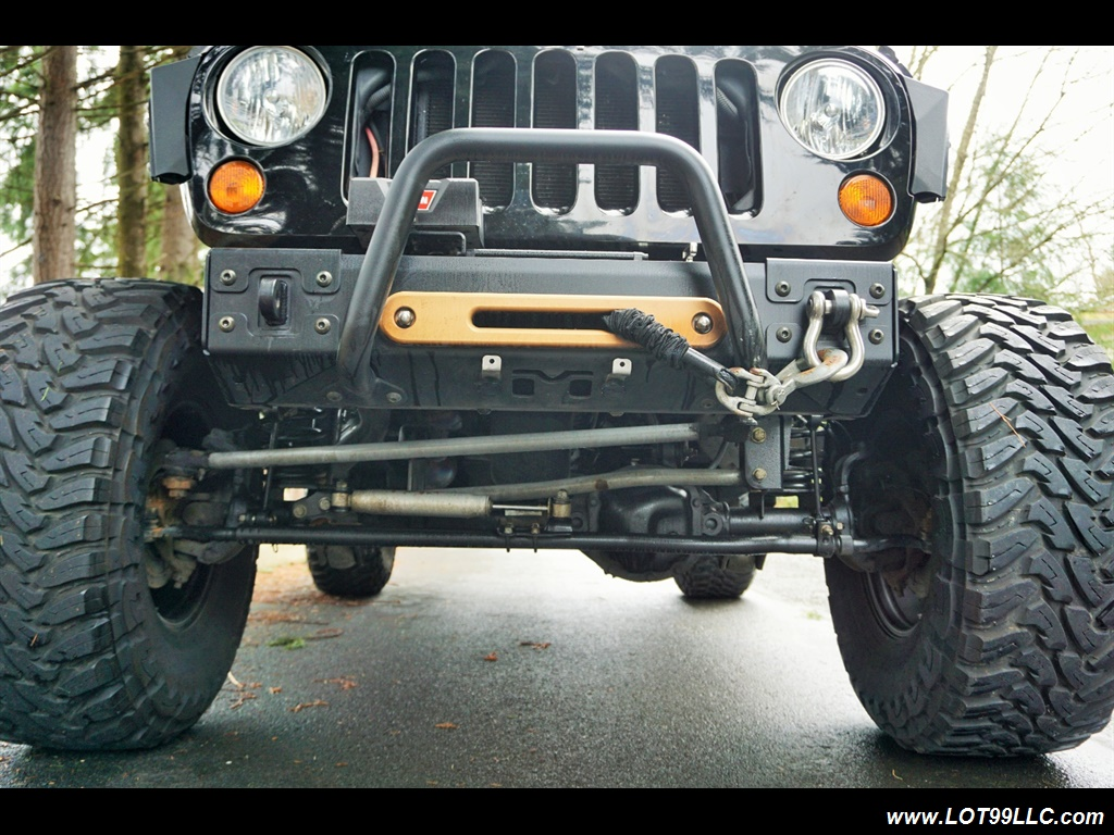 2008 Jeep Wrangler Unlimited 4X4 Lifted Winch  37S - Photo 44 - Milwaukie, OR 97267