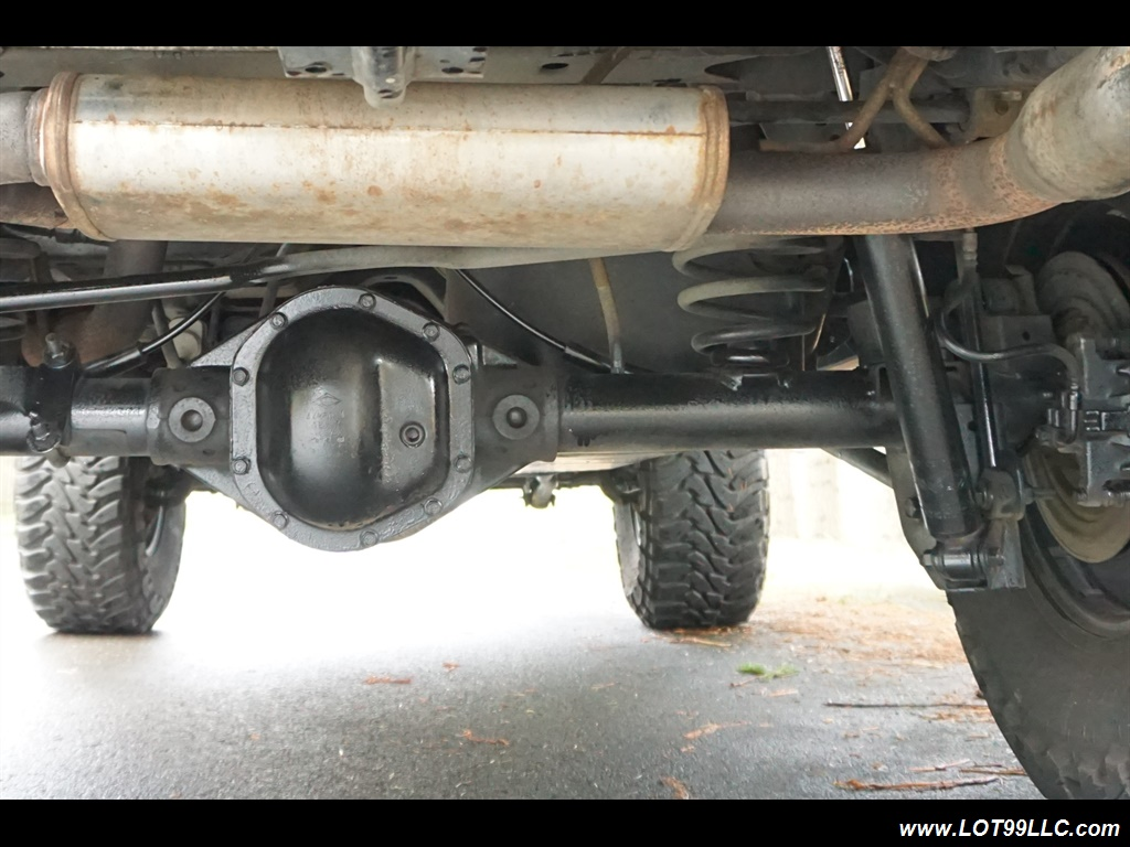 2008 Jeep Wrangler Unlimited 4X4 Lifted Winch  37S - Photo 32 - Milwaukie, OR 97267