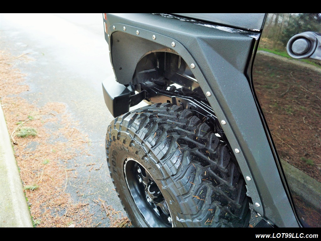 2008 Jeep Wrangler Unlimited 4X4 Lifted Winch  37S - Photo 34 - Milwaukie, OR 97267