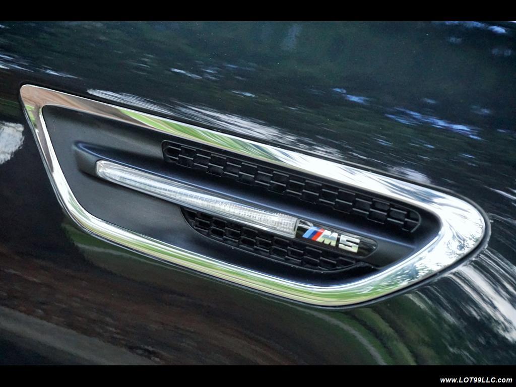 2013 BMW M5 560 HP Twin Turbo Black On Black Loaded. - Photo 43 - Milwaukie, OR 97267