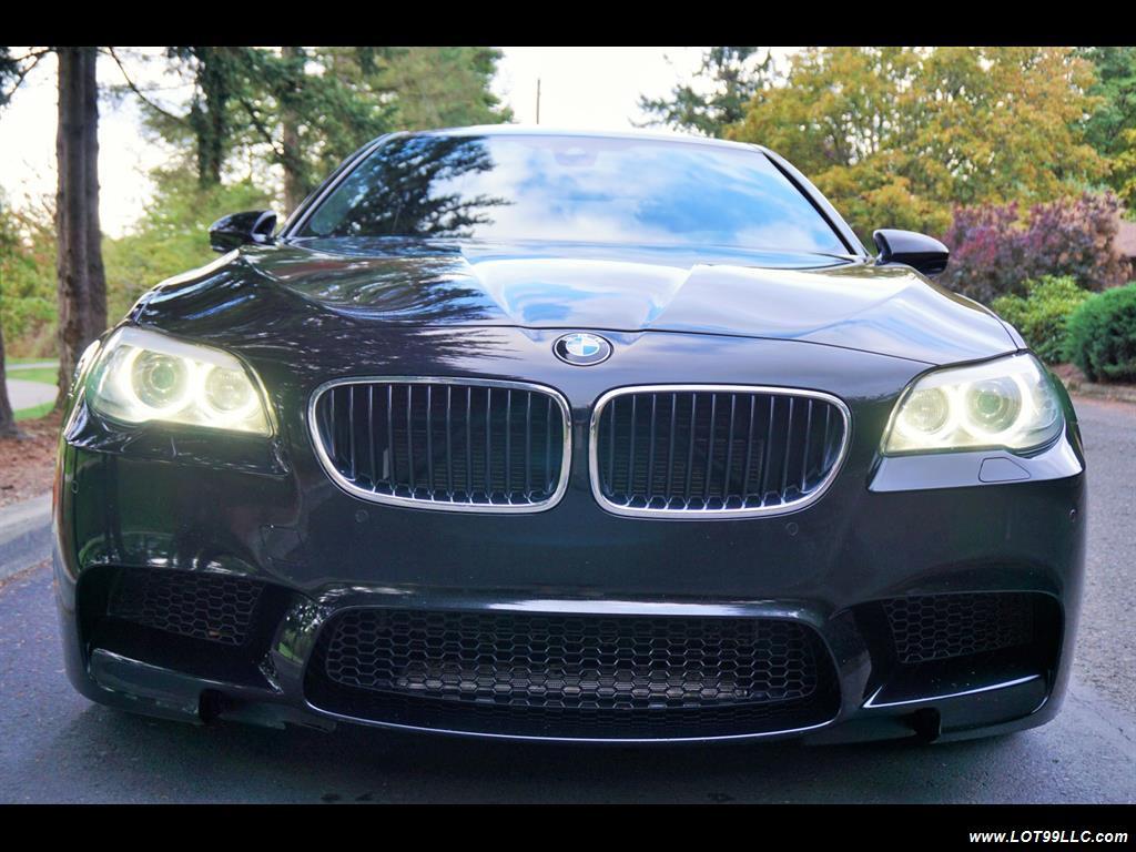 2013 BMW M5 560 HP Twin Turbo Black On Black Loaded. - Photo 3 - Milwaukie, OR 97267