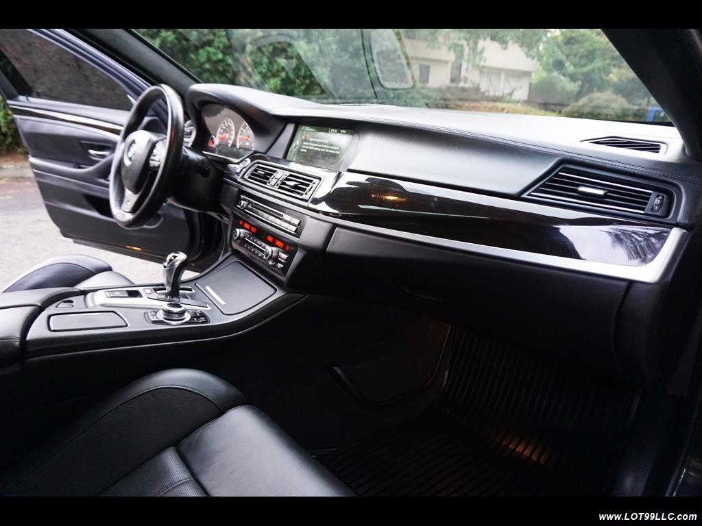 2013 BMW M5 560 HP Twin Turbo Black On Black Loaded. - Photo 17 - Milwaukie, OR 97267