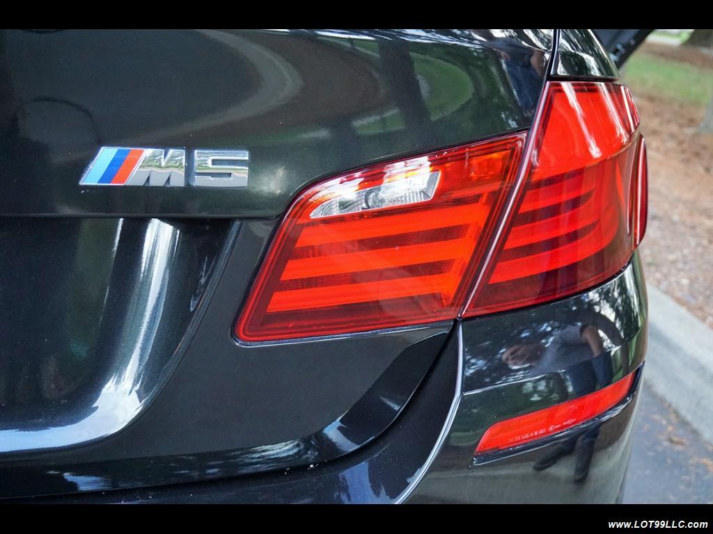 2013 BMW M5 560 HP Twin Turbo Black On Black Loaded. - Photo 38 - Milwaukie, OR 97267
