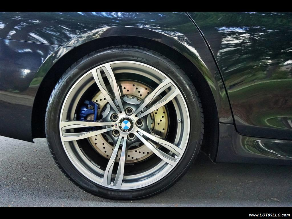 2013 BMW M5 560 HP Twin Turbo Black On Black Loaded. - Photo 40 - Milwaukie, OR 97267