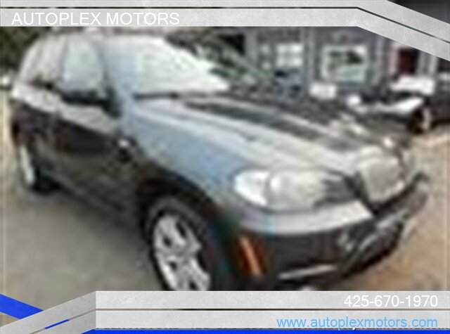 2011 BMW X5 xDrive35d photo
