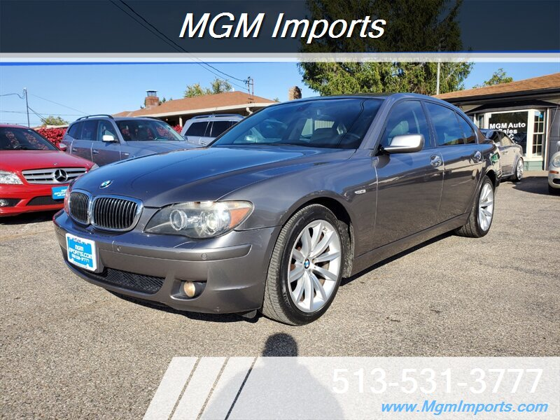 2007 BMW 7-Series 750Li photo