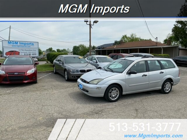 2004 Ford Focus ZTW photo
