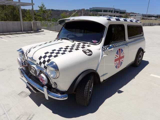1964 Mini Classic Morris - Photo 4 - San Diego, CA 92126