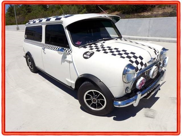 1964 Mini Classic Morris - Photo 1 - San Diego, CA 92126