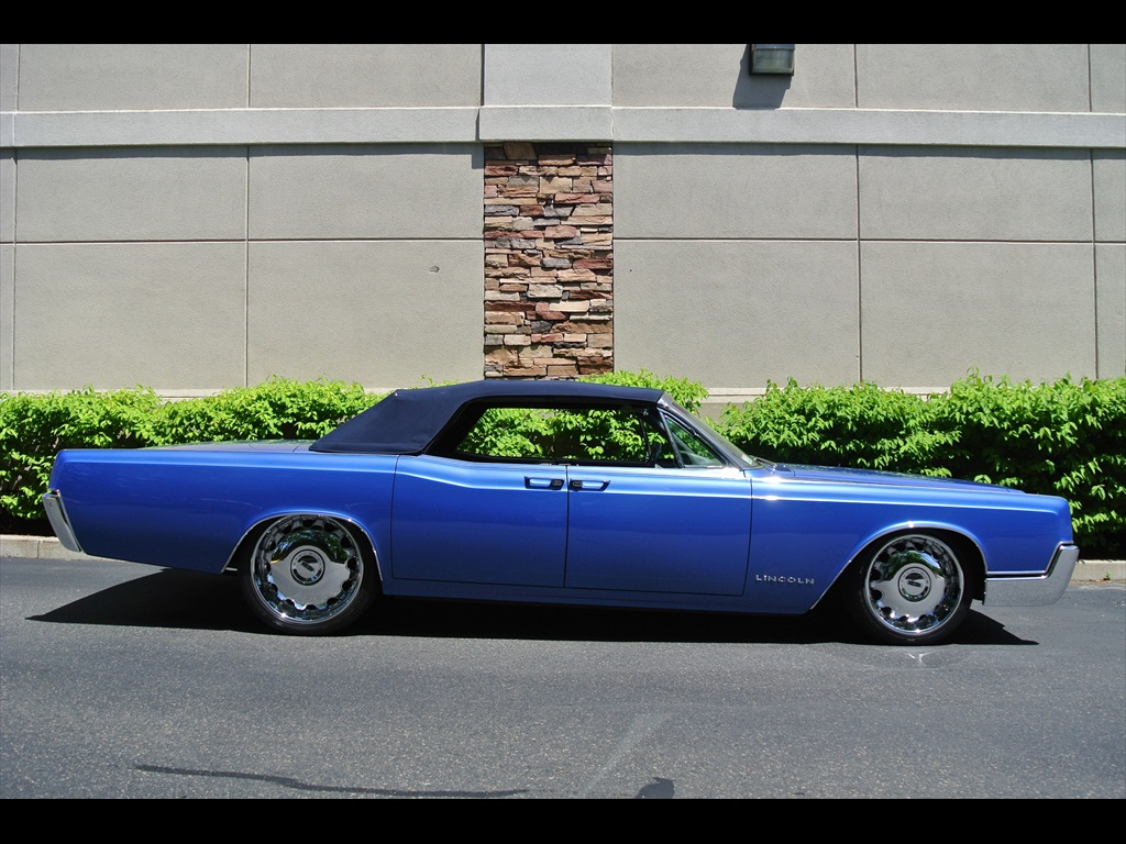 2 Door Convertible >> Performance Engineered Motorcars - Photos for 1967 Lincoln Continental Convertible