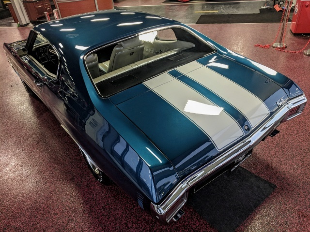 1970 Chevrolet Chevelle SS LS6 for sale in , ND | Stock #: 10094