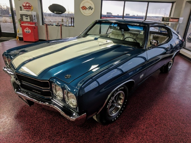 1970 Chevrolet Chevelle Ss Ls6 For Sale In Nd Stock 10094