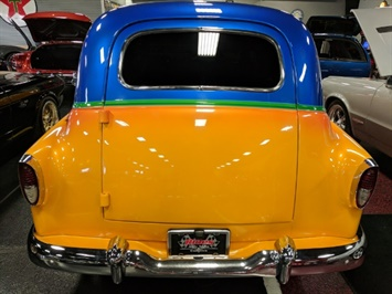 1954 Chevrolet Bel Air/150/210 Panel Wagon - Photo 9 - Bismarck, ND 58503