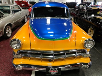 1954 Chevrolet Bel Air/150/210 Panel Wagon - Photo 14 - Bismarck, ND 58503