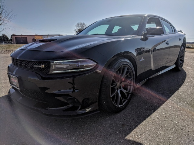 2016 Dodge Charger R T Pack Photo 1 Bismarck Nd 58503