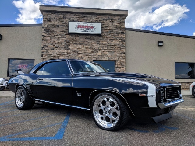 1969 Chevrolet Camaro Rs Ss For Sale In Nd Stock 10152