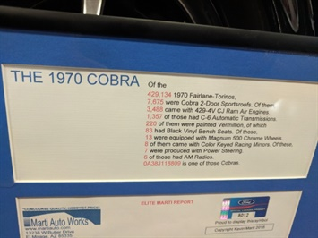 1970 Ford Torino Cobra Jet J Code - Photo 45 - Bismarck, ND 58503
