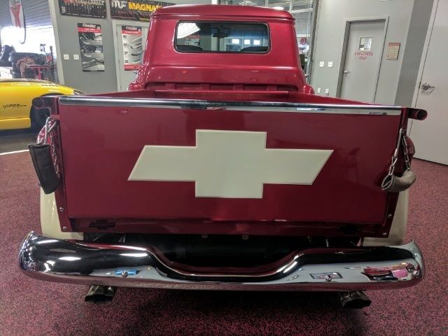 1957 Chevrolet Other Pickups 1/2 ton Small Window - Photo 9 - Bismarck, ND 58503
