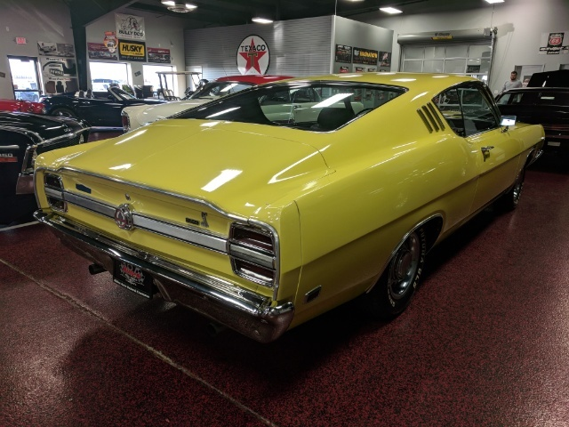 1969 Ford Torino Cobra - Photo 10 - Bismarck, ND 58503