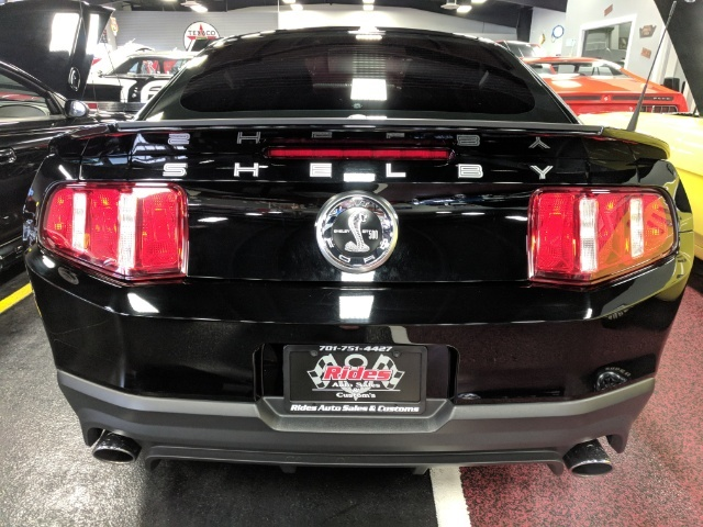 2012 Ford Mustang Shelby GT500 - Photo 8 - Bismarck, ND 58503