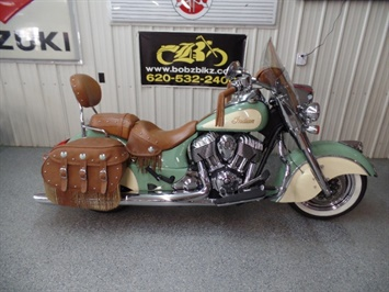 2016 Indian Chief Vintage - Photo 1 - Kingman, KS 67068