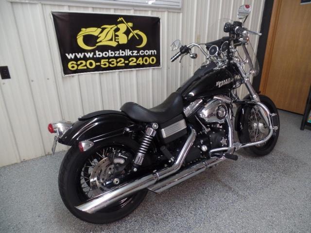 2011 Harley-Davidson Street Bob - Photo 11 - Kingman, KS 67068